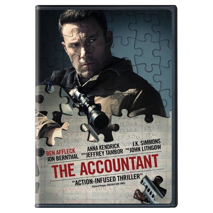 The Accountant Dvd The Accountant Movie Streaming Movies Hd Movies