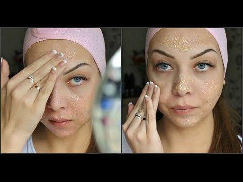 Глубокая чистка кожи лица за 1 процедуру в домашних условиях