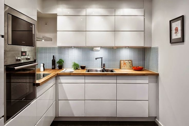 Alicatados cocinas blanco buscar con google kitchens pinterest ideas para cocinas - Ideas para cocina pequena ...