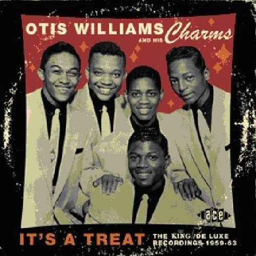 Otis Williams - It's a Treat: The King/De Luxe Recordings 1959-63, Grey