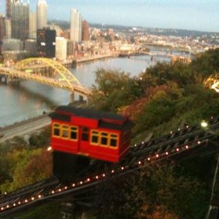 Pittsburg, PA. What a fun city!