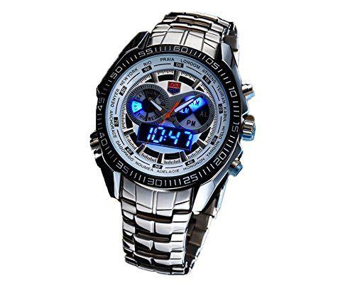 SAMGU Nouveau Herrenuhr Uhren Damen Durchbohrt mechanische Uhr Leder armbanduhr Watch - http://kameras-kaufen.de/samgu/samgu-nouveau-herrenuhr-uhren-damen-durchbohrt-2
