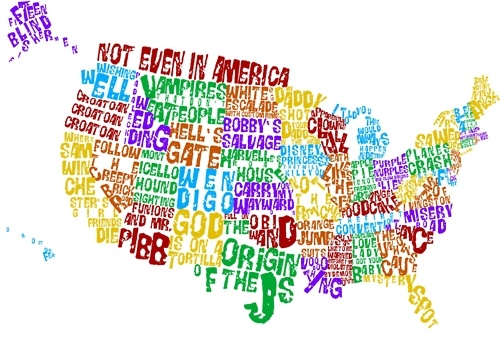 Supernatural by state!