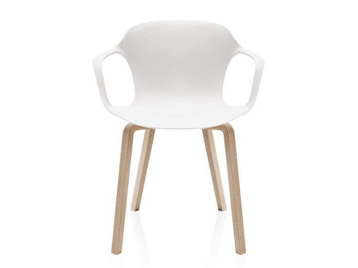 Fritz Hansen have launched a new wooden legged version of its…
