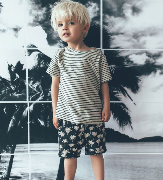 ROCK & SAND CAPSULE-BABY BOY | 3 months-3 years-KIDS | ZARA United Kingdom