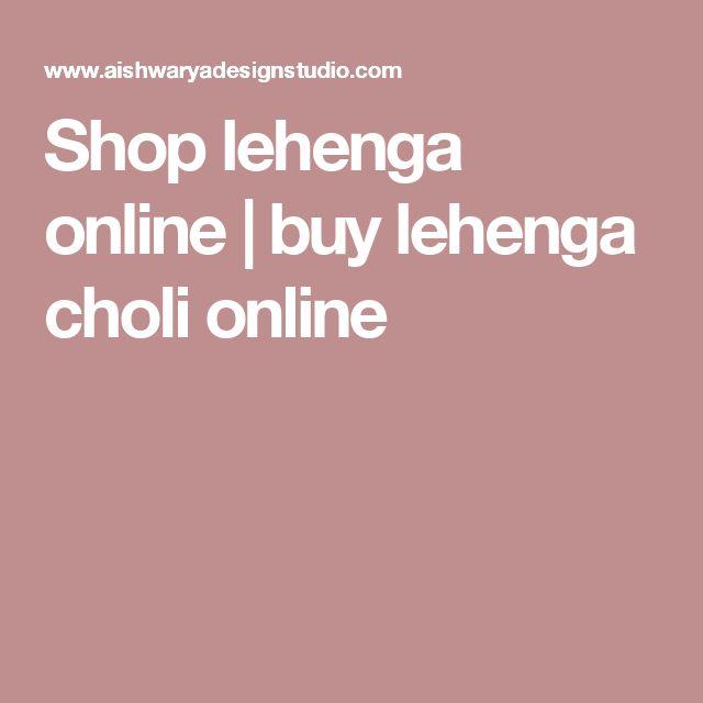 Shop lehenga online | buy lehenga choli online