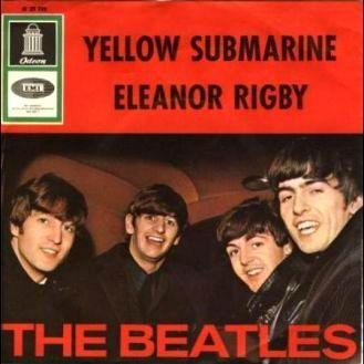 The Beatles - Yellow Submarine - hitparade.ch