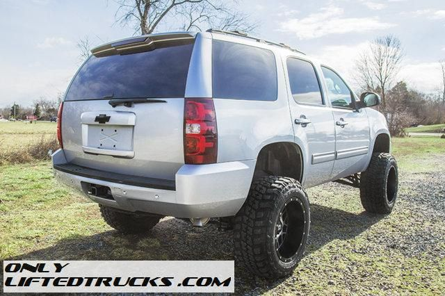 http://www.onlyliftedtrucks.com/4409-2013-lifted-chevrolet-tahoe-6-inch-lift/details.html