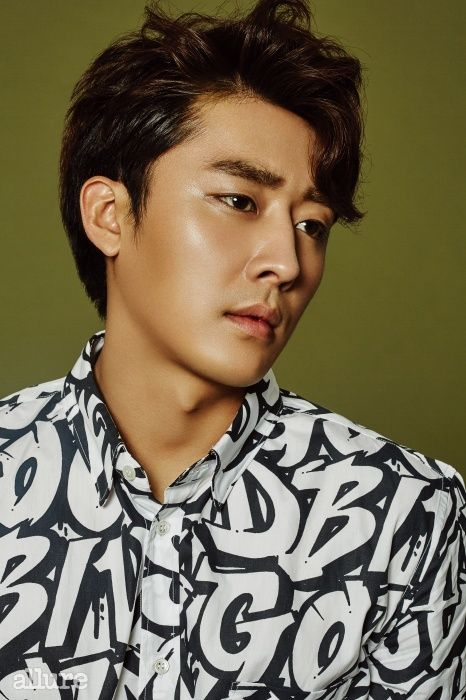 Son Ho Joon - Allure Magazine June Issue '15
