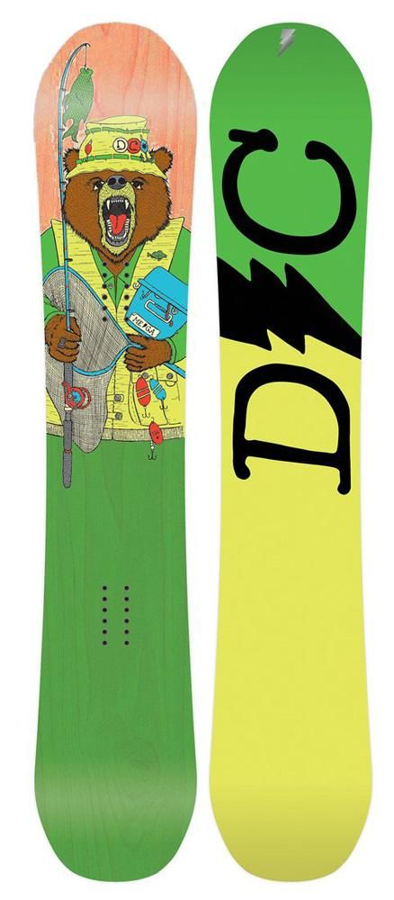 156cm DC Horgmo Torstein Mega Lock and Load Camber Snowboard, Build a Package with Boots and Bindings