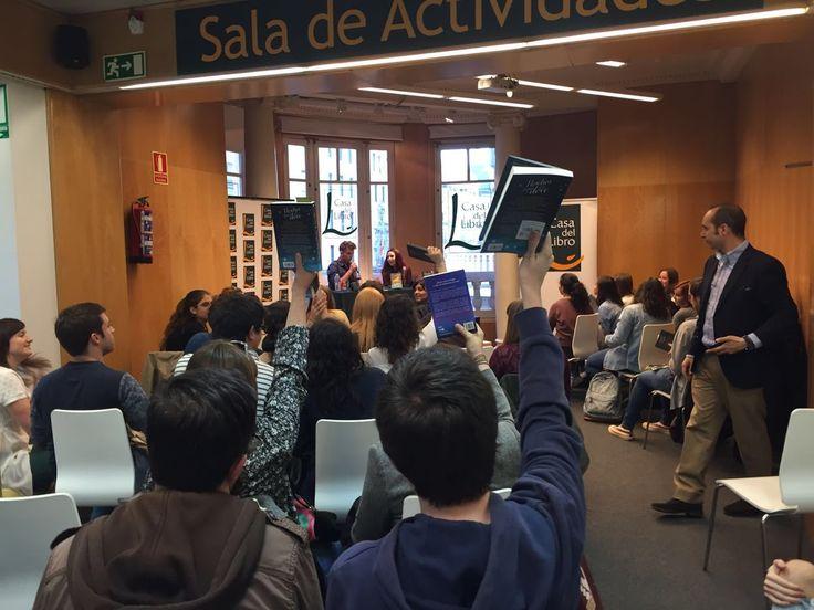 Presentación de 'Nosotros después de las doce' de Laia Soler en Madrid.