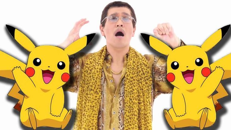 【Pikachu ピカチュウ 皮卡丘】PPAP cover - PPKAP
