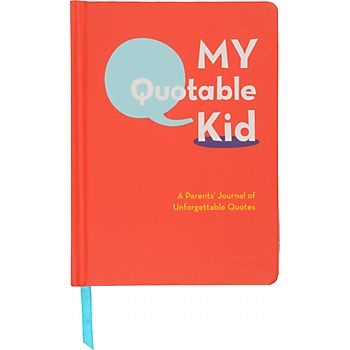 A book to record funny things kids say-great gift idea!