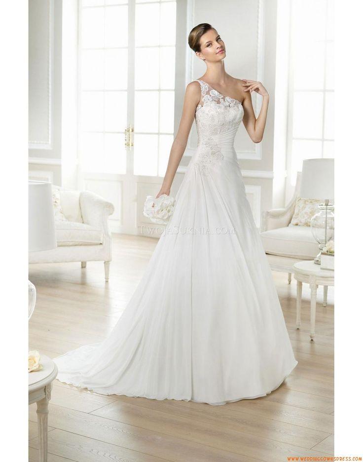 Wedding Dress White One Jacira 2014