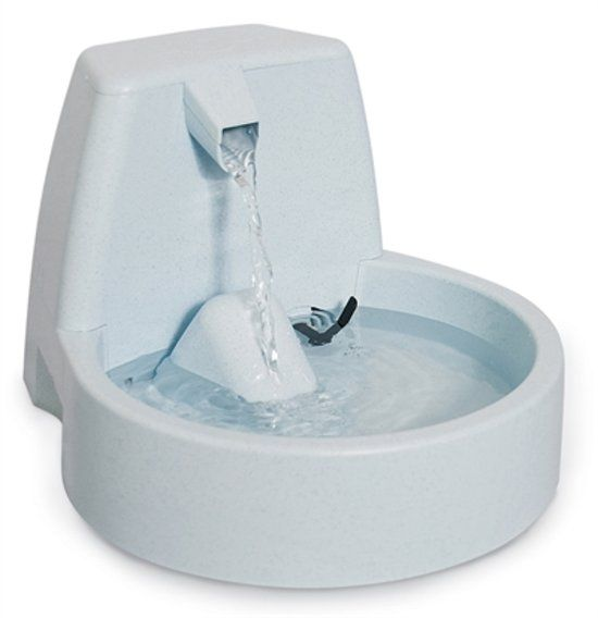 Dog cat waterfountain - Petsafe Drinkwell Original - Drinkfontein - 1.5 L - was 45.99€ ------------------ Now 36.79€