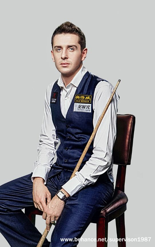 The snooker Masters --Mark Selby  Photographer:LIANG XIAO(china beijing) Retouchers:Frank TS