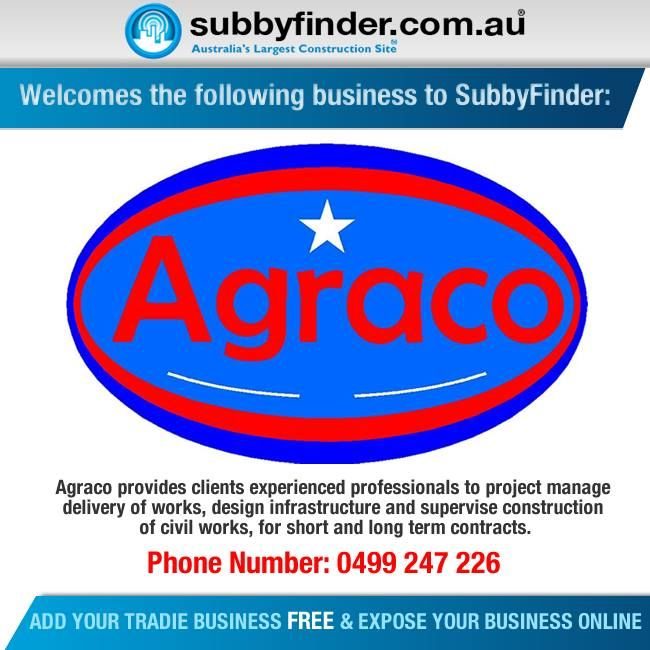 It's FREE to register your Tradie business on Subbyfinder.com.au Building your SubbyFinder profile is quick and easy. Fill out your industry experiences, industry type and any other forms of expertise in your industry. #subbyfinder #tradie #tradies #agraco #projectmanagement