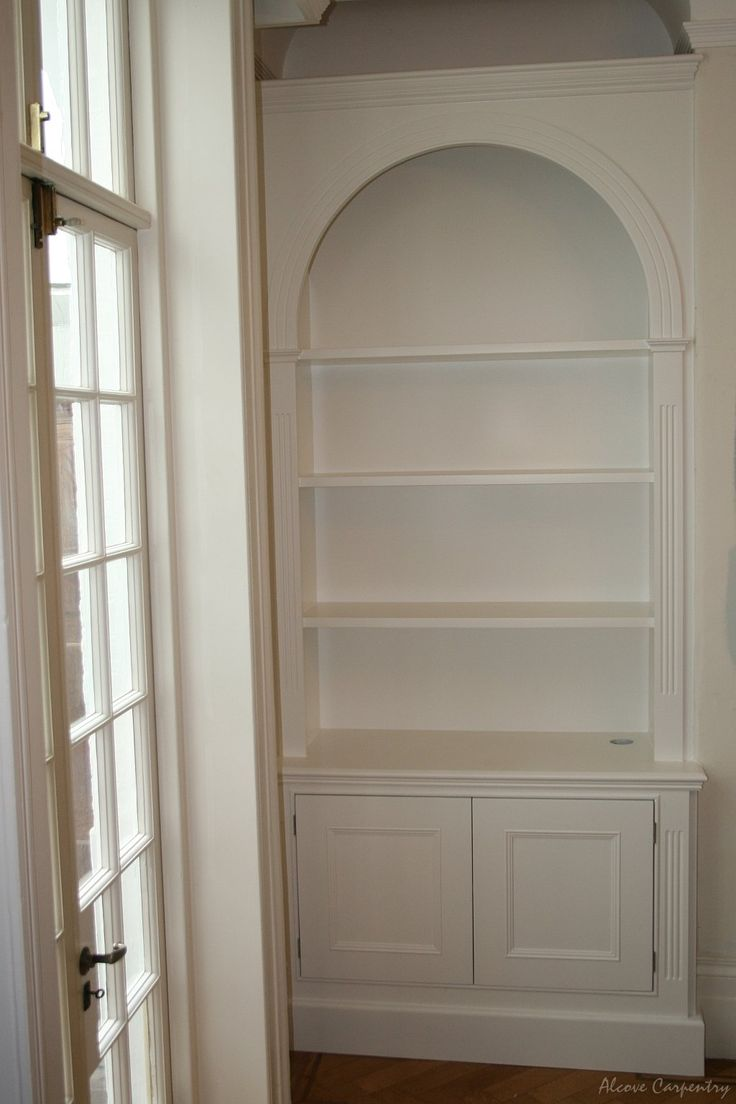 display arches alcove home decor - Google Search