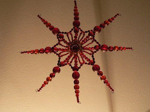 Červená hvězdice