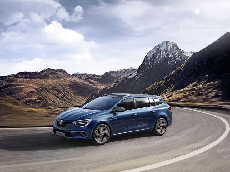 Renault Megane IV Grandtour 1.5 Energy dCi (110 Hp) EDC #cars #car #renault #megane #fuelconsumption