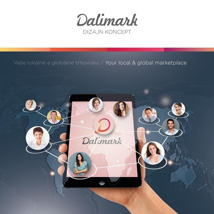 Design concept Dalimark