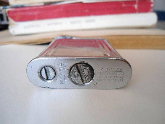 Vintage Ronson lighter Ronson lighter Ronson Whirlwind