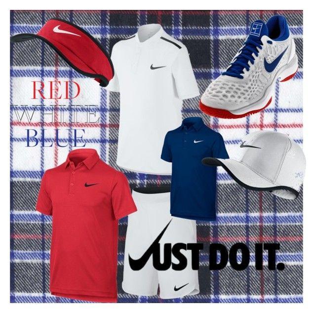"""""""New Nike Boy's Tennis Gear"""" by tennisexpress"""