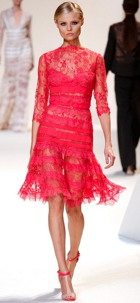 Elie Saab Spring 2013 Ready-to-Wear Collection - Paris Spring2013