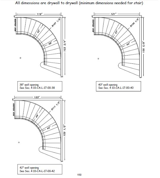 Best Curved Stair Layouts Png 539×600 Stair Layout Curved Staircase Staircase Design 400 x 300