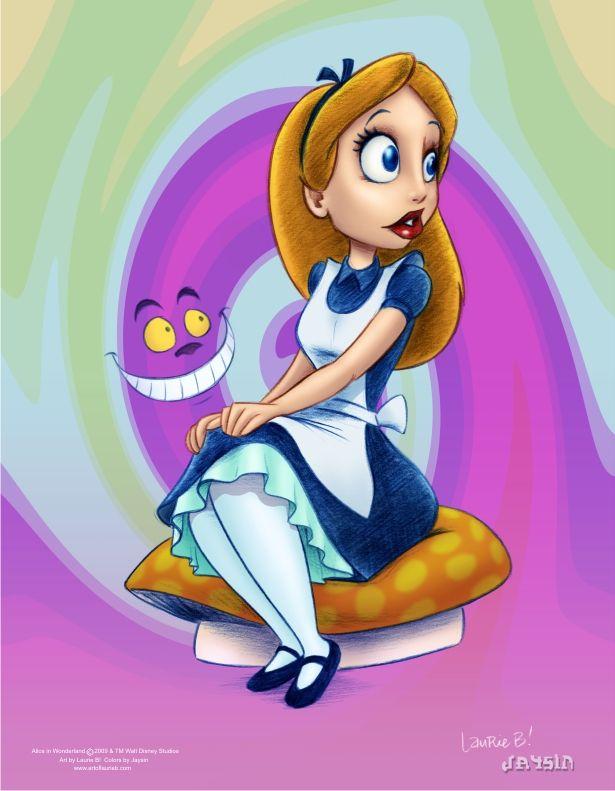 Alice in Wonderland: Things Alice, Alice Halloween, Wonderland Cartoon, Alice In, Alice In Wonderland, Disney Dork, Wonderland Color, Disney Awesome, Disney Alice