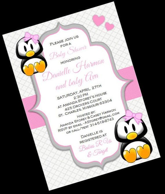 best sarah baby shower images on   girl baby showers, Baby shower invitation