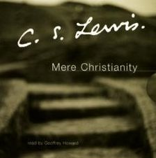 """""""Ever since I became a Christian I have thought that the best, perhaps the only, service I could do for my unbelieving neighbors was to explain and defend the belief that has been common to nearly all Christians at all times."""" ~C. S. Lewis (from the Preface)"""