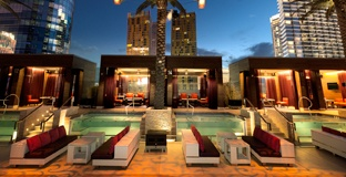 Marquee Dayclub Pool at The Cosmopolitan. Can't wait to go back