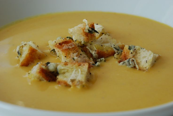 Winter Squash Soup | Soups To Try | Pinterest