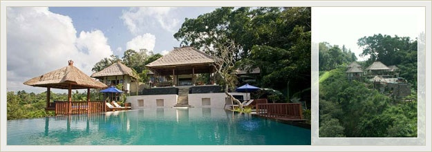 Amori Villa The Luxury Ubud Bali Retreat - Discount Rates Deals