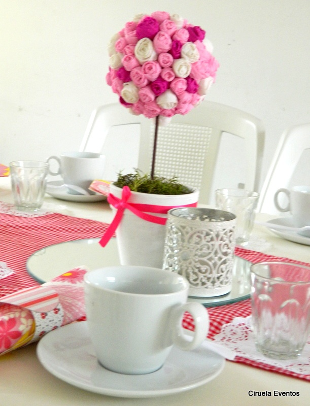 Centro de mesa del baby shower de clara baby shower pinterest mesas baby showers and babies - Mesas originales ...