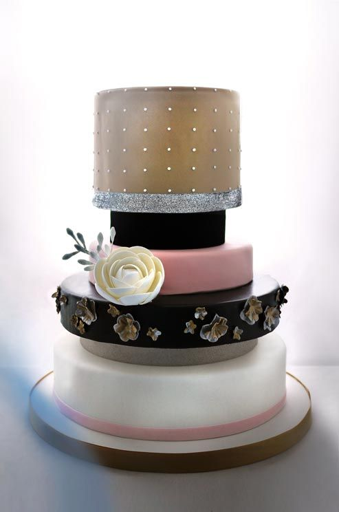Charm City Cakes Top Tiers