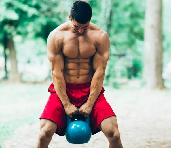 Pintrest Workouts Fitness: 10 Kettlebell Workouts To Build Total Body Stamina