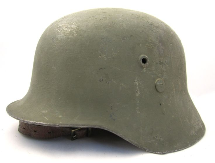 Hungarian M38 steel helmet
