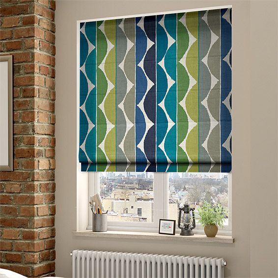 55 best my new front door images on pinterest for Roman blinds for large windows