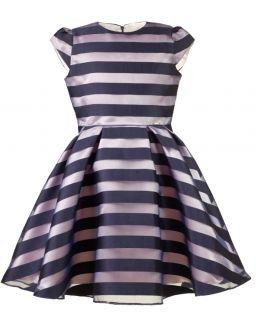 Elegancka okazjonalna sukienka 134-152 Suzan Granat