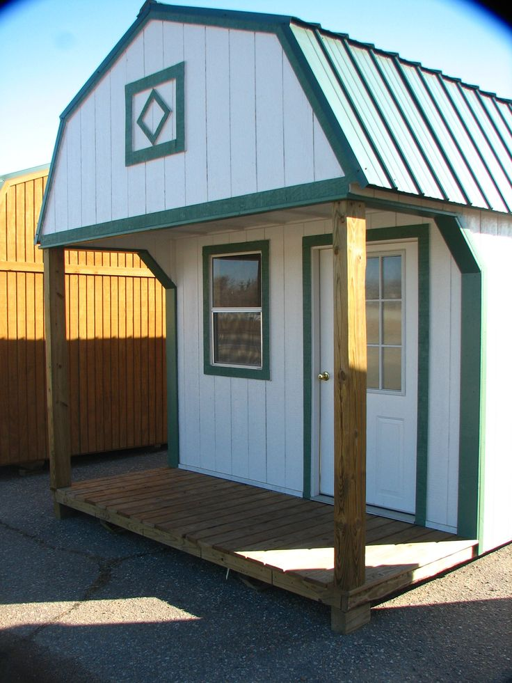 2454 best images about tiny houses and small space ideas on pinterest tiny homes on wheels - Sheds for small spaces property ...