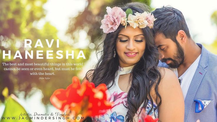 """Congratulations to Ravi Sariki & Haneesha Nimmagadda """"The best and most beautiful things in this world cannot be seen or even heard but must be felt with the heart."""" - Helen Keller Like our page to stay updated on more photos from their pre wedding session. Checkout more pre wedding photos at: http://jag.photos/jagprewedding"""