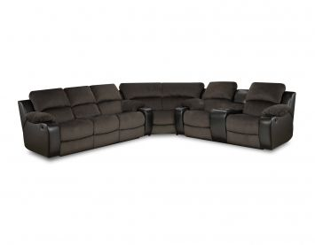 50855 Simmons Santa Barbara Sectional For The Family Room · Reclining  SectionalUrban FurnitureCup ...