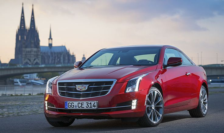 Neuwagen.de wünscht ein schönes Wochenende mit dem #Cadillac ATS #Coupé vor d…