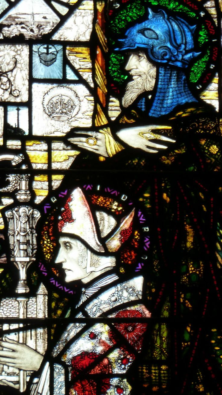 Franklin art glass studios inc clear cotswold glass 3 320 - Gooseberries And Walnuts Harry Clarke S Stained Glass Crawford Art Gallery Cork And Church Of The Assumption Bride Street Wexford