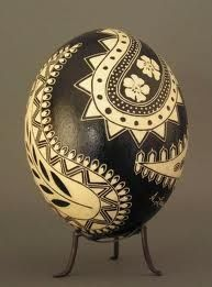 1000+ images about Ostrich egg Art on Pinterest | How to paint ...