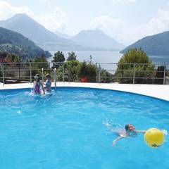 Vitznau Campsite | Explore Lake Lucerne in Switzerland from Vitznau Campsite - The Camping & Caravanning Club