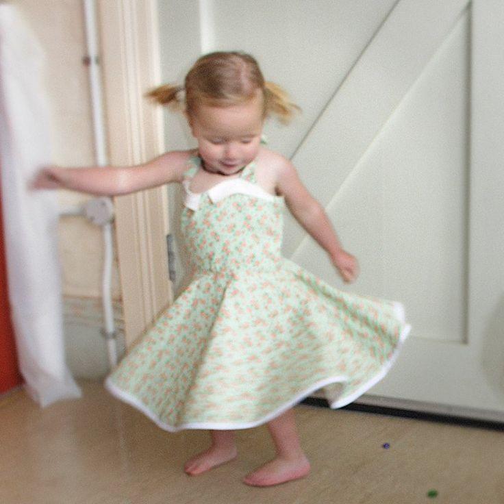 Tootypegs Kids Floral dress