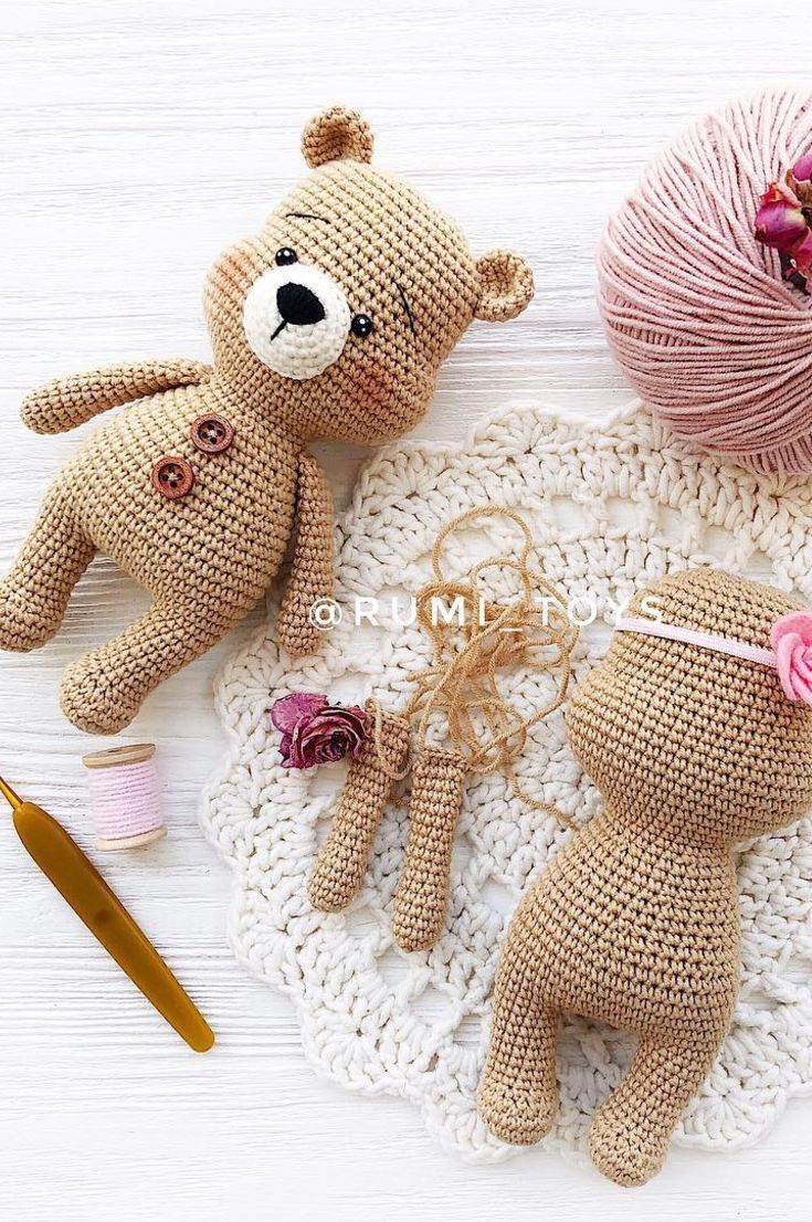 Free Cute Amigurumi Patterns- 25 Amazing Crochet Ideas For Beginners To Make Easy New 2019
